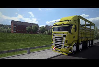 Scania G420 Unlocked 1.37