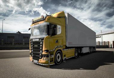 Scania R560 V8 1.37