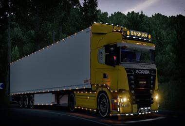 Scania R560 V8 Custom 1.37