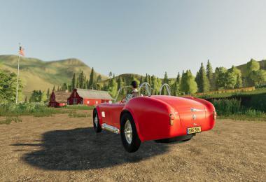 Shelby Cobra v1.0.0.0