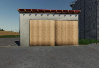 Small machine shed v1.0.0.0