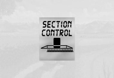 Sprayer Section Control v0.1.1.0