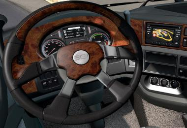 Steering wheels from ATS for ETS v0.2