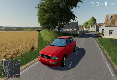 THE BEAUCE MAP v1.1.0.0