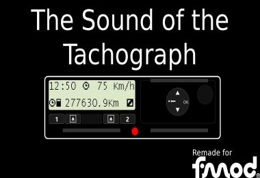 The Sound of the Tachograph v1.0