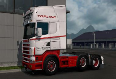 Thermo Elite Hedmark Transport R4 Skin v1.0