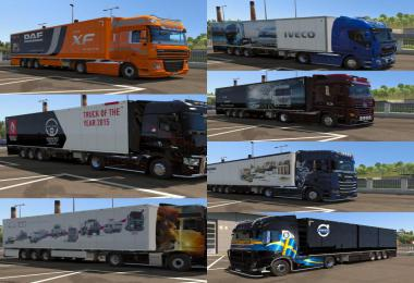 Trailer Pack for SCS Trailer v1.0