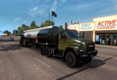 Ural Next ATS 1.38 Update