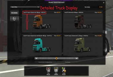 Used Truck Dealer with Trucks in Quickjob v1.1