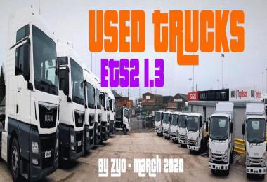 Used Trucks 1.37 & 1.38