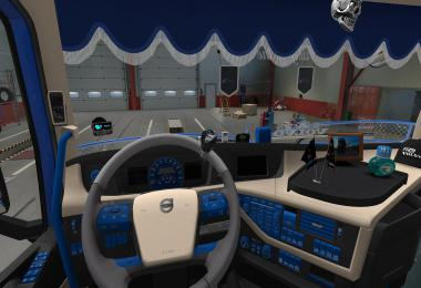 Volvo FH Interior v1.0