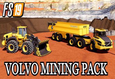 Volvo Mining Pack v1.0