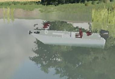 Working boat v1.0