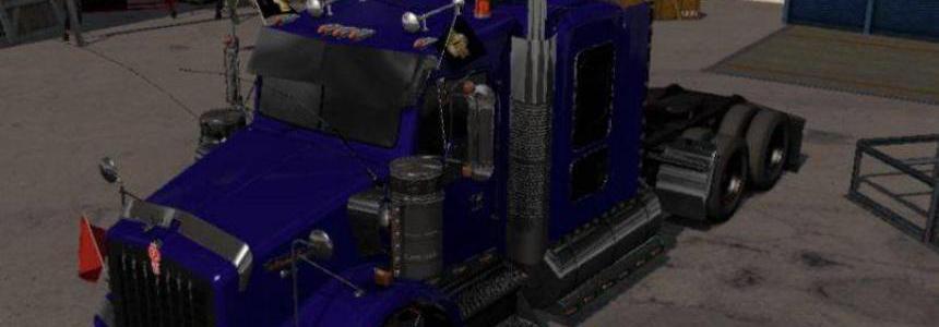 [ATS] Kenworth T800 Cartruck v1.0 1.38.x