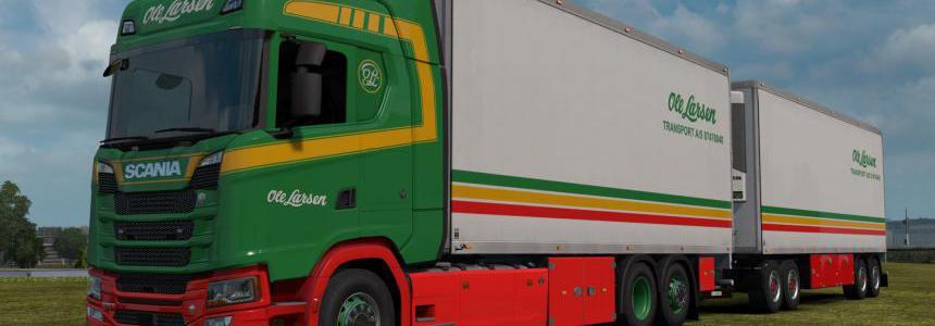 BDF Tandem Truck Pack v138.00 1.38