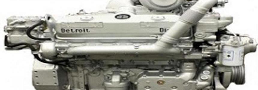 Detroit Diesel 6v92 Addon for Kenworth Long v1.0