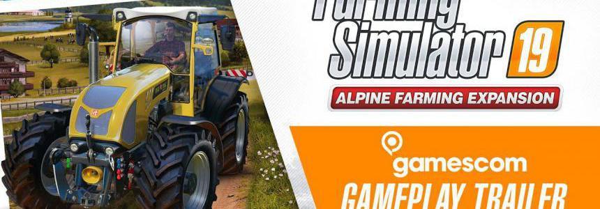 FS19 Alpine Farming Expansion v1.0.0.0