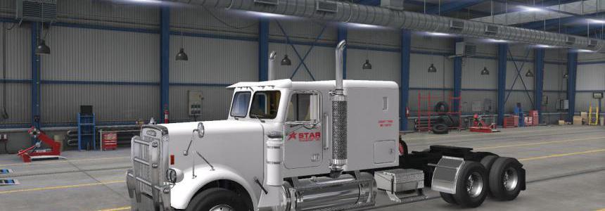 Star Transport, Inc. for XBS Freightliner FLC v1.0