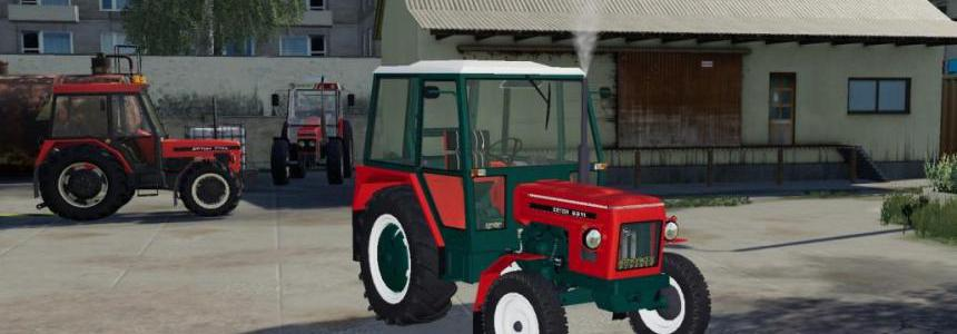 Zetor 6911 Red v1.0.0.0
