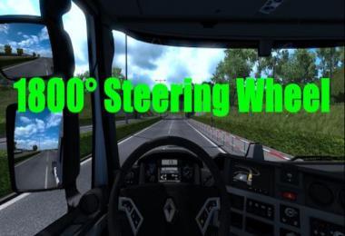 1800 steering wheel 1.38.x