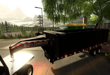 20Ft Gooseneck Tipper Trailer v1.0.0.0