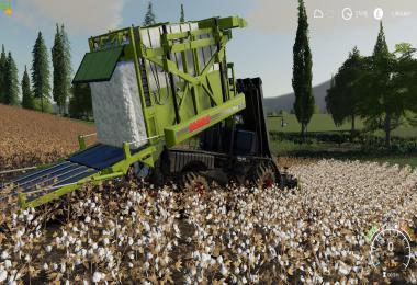 Case Module Express Cotton Harvester v1.0.0.0