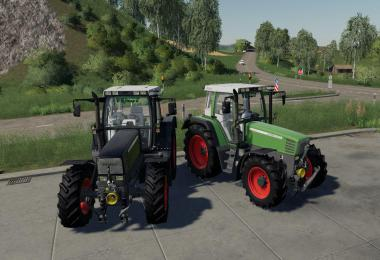 Fendt Favorit 500 v1.0.0.0
