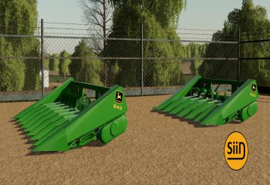 John Deere Corn Headers v1.0.0.0
