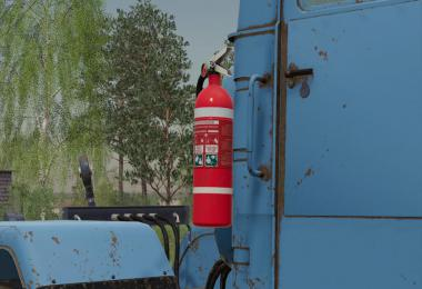 Fire Extinguisher (Prefab) v1.0.0.0