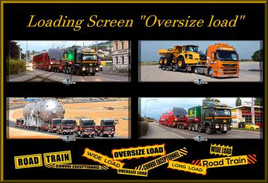 Loading Screen Oversize load v1.0