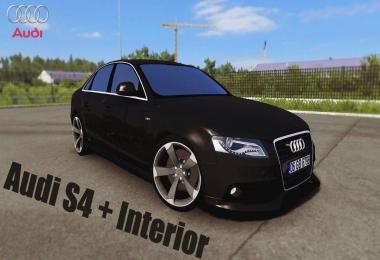 [ATS] Audi S4 + Interior v2.0 1.38.x