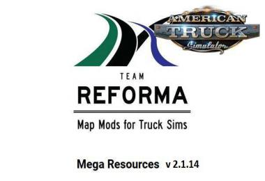 [ATS] MEGA RESOURCES MOD v2.1.14 1.38.x