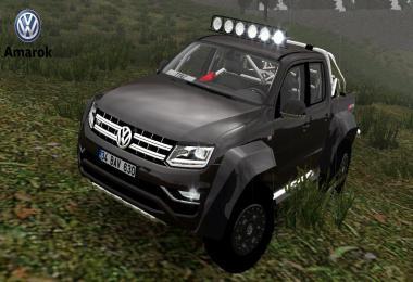 [ATS] Volkswagen Amarok V6 + Interior v1.4