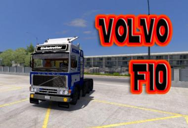 [ATS] Volvo F10 & Ownable SCS Lowboy 1.37 - 1.38
