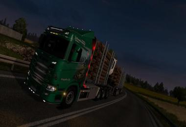 Forest addons Rigid (Scania NG) Beta
