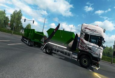 HIAB Skiploader DLC Beta