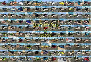 Bus Traffic Pack by Jazzycat v10.0