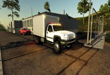 Chevy 3500 Box Truck v1.0.0.0