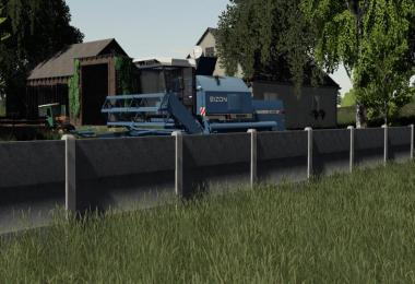 Concrete Fences v1.0.0.0