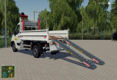 Dynamic Aluminium 4t Loading Ramps With Attacher v2.1