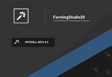 Farming Studio 20 v0.3 BETA