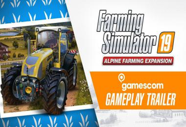 FS19 Alpine Farming Expansion v1.0.0.0