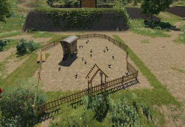 Goldcrest Valley Chicken Pen v1.0.0.0