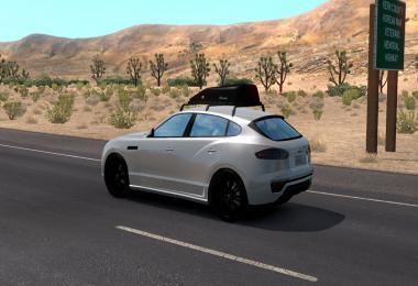 GTA V Traffic Pack  ATS 1.37 and 1.38