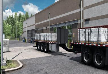 Heavy Truck And Trailer Add-On For Hfg Project 3xx 1.38.x