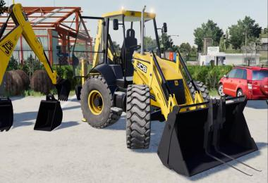 JCB 3CX & 4CX Pack v1.0.0.0