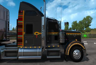 Kenworth W900 Egyptian Custom 1.38