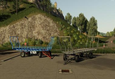 Lizard Homemade Bale Trailer v1.0.0.1