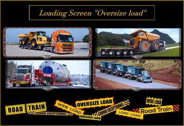 Loading Screen Oversize load v1.0