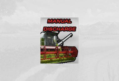 MANUAL DISCHARGE v1.0.6.0